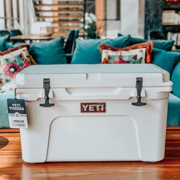 Have you signed up for the cornhole tournament at #WestFest? 1st place prize is this yeti cooler!